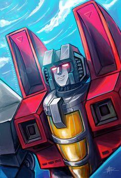 Transformers Starscream.