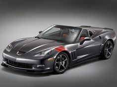 Chevrolet Corvette Grand Sport Heritage Package Convertible (2009 – 2013).