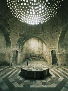 Tripoli, Old Town, El Jadid Hamam (Bath) Lebanon