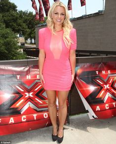 Britney Spears joining the US X Factor is beyond awesome! <3