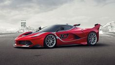 The Ultimate Track Car for all those who love to race!  FXXK - The 1036bhp track-only LaFerrari! - BBC Top Gear
