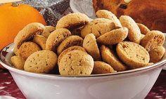 De sprøde og lækre kager kan også bages med glutenfri mel.