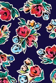 #floral #pattern #pretty