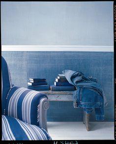 Ralph Lauren in the textile inspired Indigo Denim finish