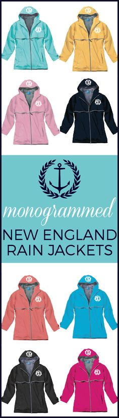 10% off ALL rain jackets on www.aceandivy.com with code RAIN10 through November 30, 2015