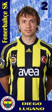 Fenerbahçe Sporcuları: 02 - Diego Alfredo Lugano Moreno