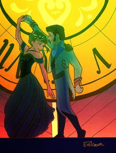 I Love Crazy! by EisTraum - Hans and Anna from Disney's Frozen