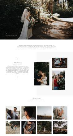 Evora website theme by Flothemes design website Evora - Flothemes Website Layout, Website Themes, Website Designs, Website Ideas, Website Design Inspiration, Layout Inspiration, Photography Website Design, Wordpress Theme Design, Layout Design