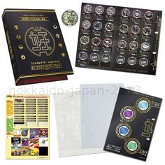 New Yokai Watch Dictionary Gerapo Sutini Songs 1st Album USApyon Medal JAPAN FS #BANDAI