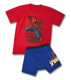 Fruit of the Loom Boys 2-7 Spiderman Underoos Prints
