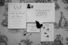 The LANE Real Weddings / A Tuscan Courtyard Wedding