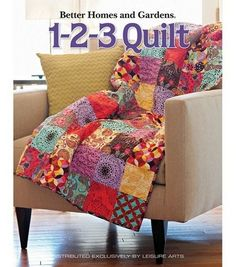http://www.cadecga.com/category/Quilt/ BHG 1-2-3 Quilt