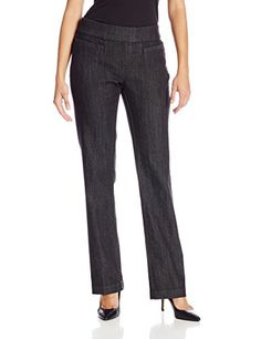 Lee Women's Natural-Fit Pull-On Barely Bootcut Pant - http://www.darrenblogs.com/2016/11/lee-womens-natural-fit-pull-on-barely-bootcut-pant/
