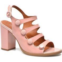 Sandali e scarpe aperte Georgia Rose Keel Donna sarenzait rosa Estate