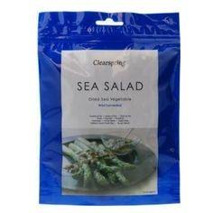 Seaweed Salad 50g. Clearspring