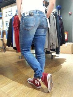 Denham Point jeans! // #Studio25Finland