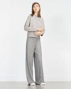 Image 1 of BROOCH SWEATSHIRT from Zara