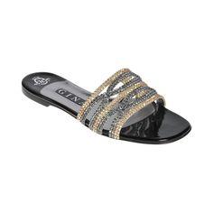 Evelyn Black, Shoes | Gina