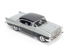 First Gear 1957 Chevrolet Bel-Air Die-Cast Metal Street Rod First Gear 40-0105 1:25 Scale