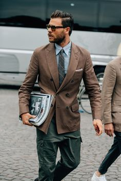 The Best Street Style from Pitti Uomo 92