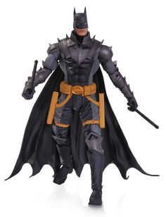 DC Comics The New 52 Action Figure Earth 2 Batman #2 - The Movie Store