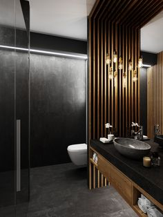 Tips, formulas, and also manual when it comes to acquiring the most ideal end result and also coming up with the max utilization of Restroom Decor Ideas Diy Bathroom Lighting Design, Bathroom Design Luxury, Bathroom Images, Small Bathroom, Bathroom Ideas, Bathroom Renovations, Decor Interior Design, Interior Decorating, Decorating Ideas
