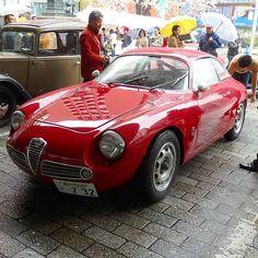 @classiccars_in_tokyo sur Instagram: Alfaromeo Giulietta SZ  #alfaromeo #alfaromeogiulietta #alfaromeogiuliettasz
