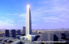 Las_Vegas_Tower4.jpg 578×371 pixels  The Crown.... Was going to be the tallest building west of the Mississippi