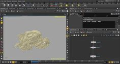 Introduction to the POP Grains Solver in Houdini, Introduction to POP grains, A Brief Introduction to the POP Grains Solver in Houdini, houdini 14 position based dynamics solver, houdini POP, houdini POP in DOP, Introduction to Houdini Dynamics for Procedural Animation, POP Grains Solver in Houdini, POP Grains Solver, POP Grains, houdini, tutorials, houdini tutorial, houdini tutorials