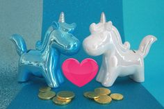 Unique and magical unicorns and rainbows, unicorn stuffed animals, art, books, jewelry, purses, earrings, baby, gifts and many other curated unicorn items.