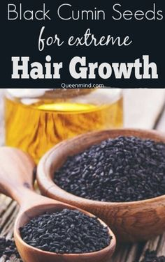 In this post, you will learn how to use black cumin seeds for extreme hair growth right from the comfort of your home. if you have been looking for ways to grow your hair naturally and fast at home… Excessive Hair Fall, Ayurvedic Hair Oil, Extreme Hair Growth, Hair Remedies For Growth, Essential Oils For Skin, Natural Hair Inspiration, Healthy Beauty, Natural Hair Care, Grow Hair