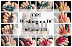 Review OPI Washington DC Collection for Fall-Winter 2016 [Swatches & Review]   Hello my lovelies! How are you doing today? I am super excited because I have the OPI Washington DCFall/Winter Collection swatches to share with you!! This gorgeous collection will be released in about one month. Are you ready for some Fall beauty? I must say generally Fall collections are my favourites because I love all the warm shimmery shades and golden gleam of glitter on reddy browny taupe-y shades... This…