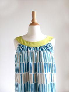 Yoke Dress by AtelierToiToiToi on Etsy, $65.00