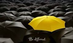 Hello friends , GM !!! Want to be a successful person in life ??? Here is the success mantra ~ Be innovative ~ Be different !!!