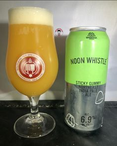 God she looks good doesnt she?  Tonight shes all mine.  The #haze is in the air tonight.  Im only missing my daisy dukes... @noonwhistlebrewingco sticky gummy northeast India pale ale makes you forget all about the milkshake she brings to the yard.  Go ahead and dump it out...MISS... That sticky..icky...icky...that oooooooohhhhhhweeeeee...forget about the white bronco the JUICE is loose.  Find me a bell cause Im going to ring it so many times its going to break....mouth sensation!  Noon…