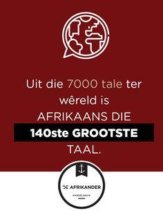 """As jy 'n roering in jou hart voel elke keer as jy 'n Afrikaanse gedig lees of Laurika Rauch luister, """"pin"""" jou trots :) #DeelJouTrots #Hetjygeweet? #AfrikaansIsGroot"""