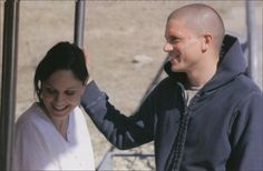 Wentworth Miller / Sarah Wayne Callies - Prison Break