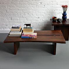 Raw Edge Coffee Table modern coffee tables