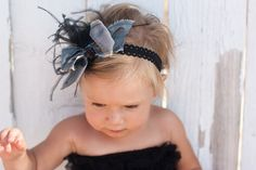 feather and bow baby headband... someone have a girl http://media-cache1.pinterest.com/upload/241575967481954006_eHdbFTJa_f.jpg  twovrooms diy ideas