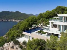 Single Family Home for sales at Frontline Magnificent Mansion Sant Joan De Labritja, Ibiza 07811 Spain