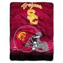The Northwest Company Officially Licensed NCAA Villanova Wildcats Halftone Micro Raschel Throw Blanket 46 x 60