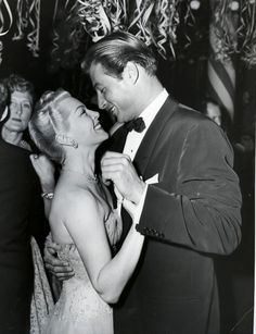 Lana Turner  hubby no 4 Lex Barker (married 1953-1957)