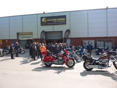 GetGeared - gear for bikers: Harley Ride-outs in Leeds