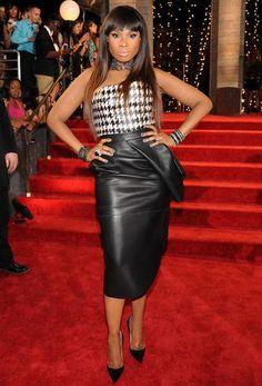 Jennifer Hudson en los premios MTV