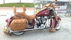 Indian Chief all decorated::