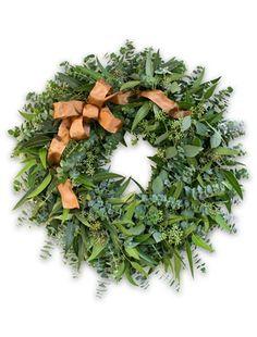Eucalyptus Leaf Wreath by Balsam Hill
