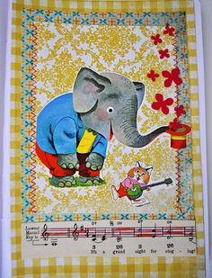 Elephant and Mouse Music