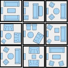 ideas for living room layout small apartment furniture placement Room Arrangement Ideas, Living Room Arrangements, Living Room Furniture Arrangement, Furniture Layout, Furniture Placement, Arrange Furniture, Furniture Ideas, Furniture Design, Small Furniture