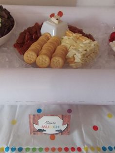 INSTANT DOWNLOAD  Noah's Ark Birthday Party Food by PartyMyWay