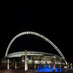 Wembley Stadium by Foster Partners
